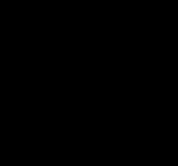 A black square.