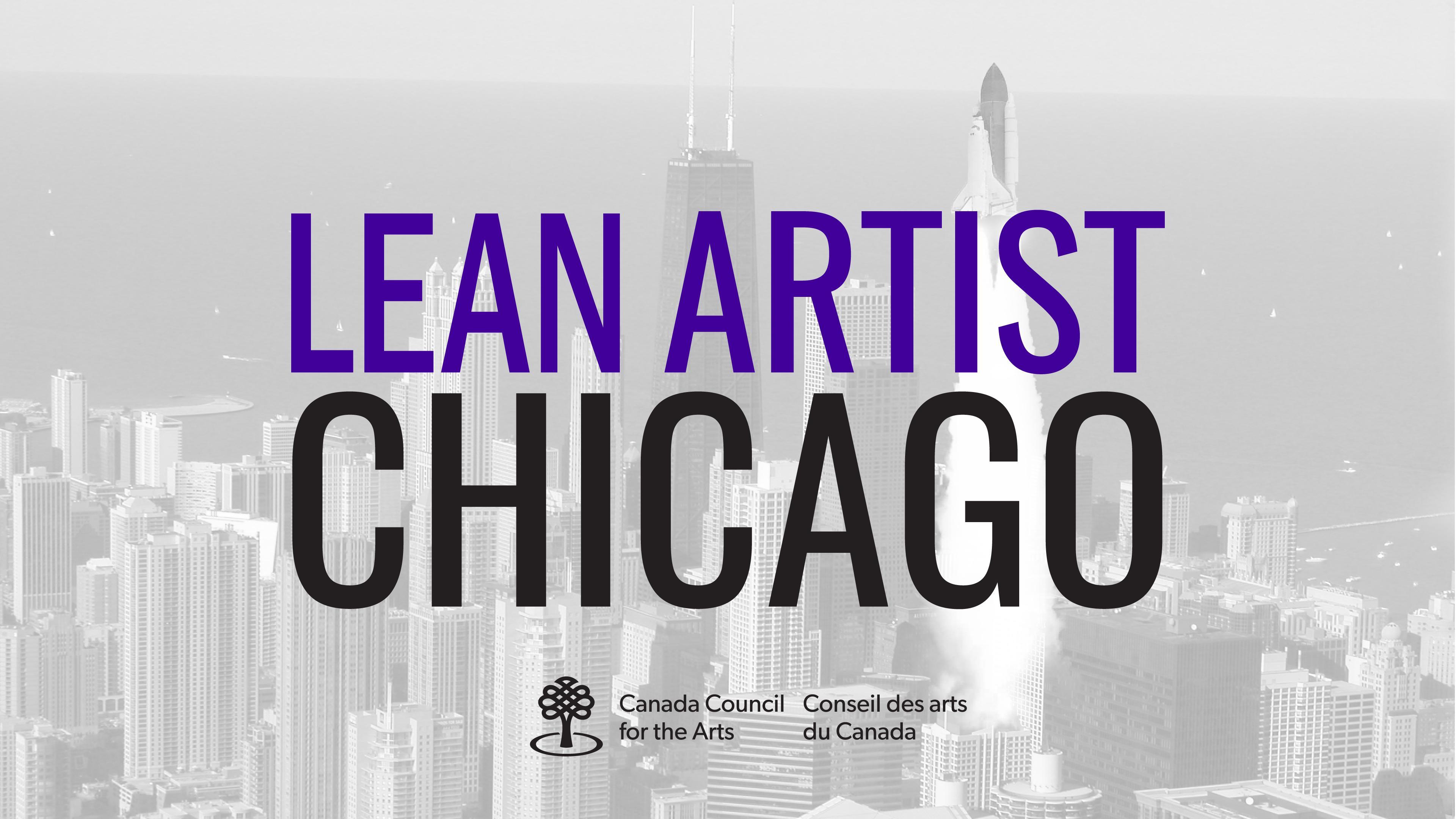 Learn Artist Chicago logo