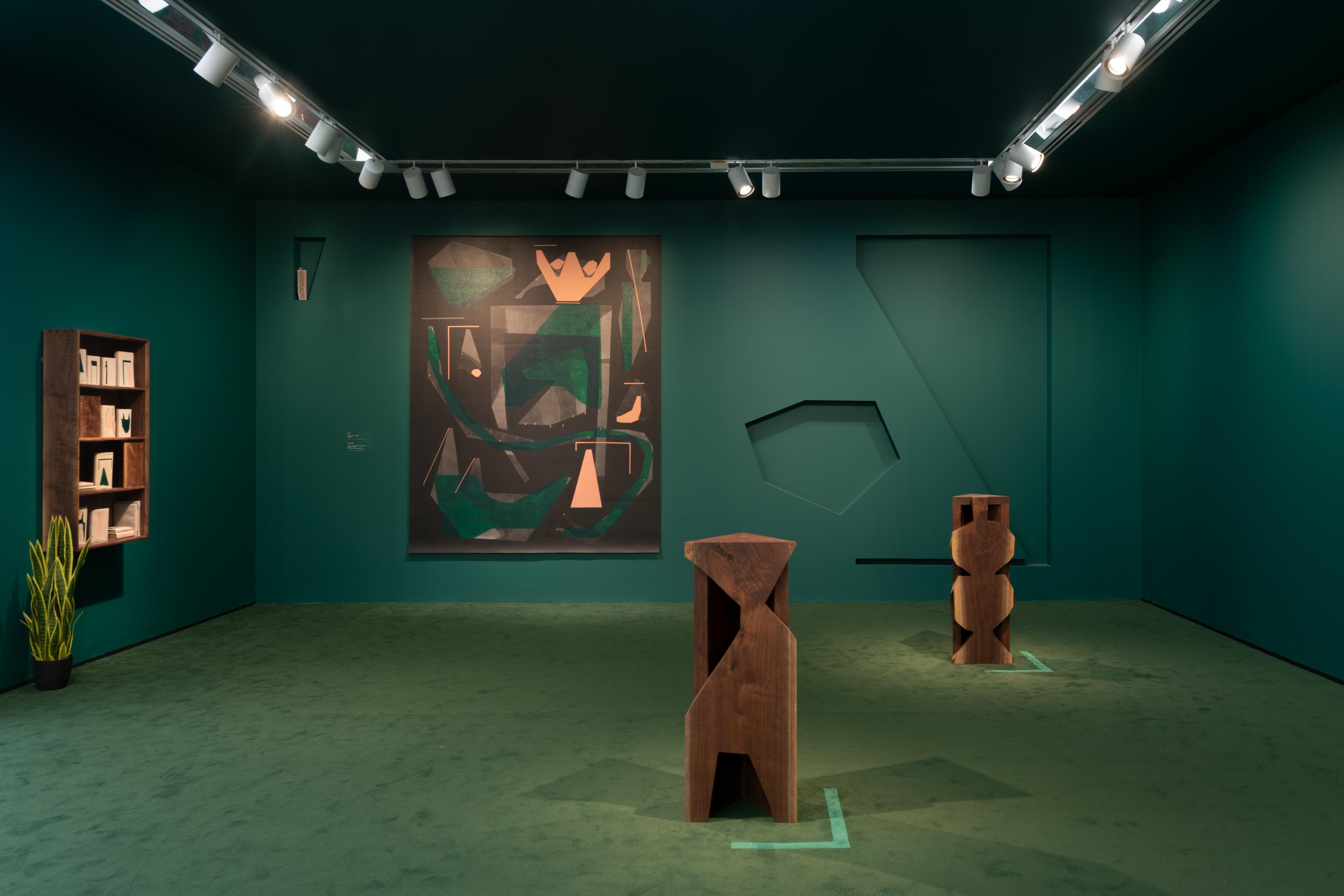 Caroline Kent exhibition