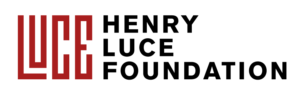 Logo with text 'Henry Luce Foundation'